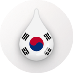 Drops: Learn Korean language and Hangul alphabet icon