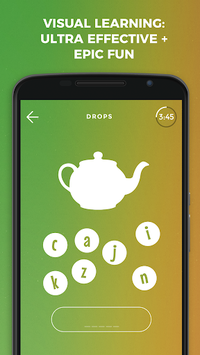 Drops: Learn Polish. Speak Polish. APK screenshot 1