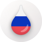 Drops: Learn Russian. Speak Russian. icon
