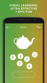 Drops: Learn Spanish. Speak Spanish. APK screenshot 1
