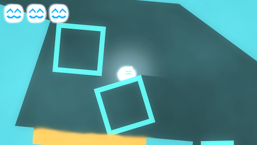 Cats are Liquid - A Light in the Shadows APK screenshot 1