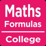 Maths Formulas College icon