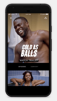 Laugh Out Loud by Kevin Hart APK screenshot 1