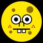 Yellow Lovely Sponge Theme FOR PC
