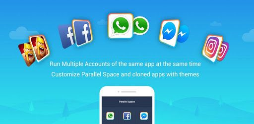 Parallel Space - Multiple accounts & Two face pc screenshot