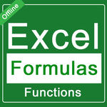 Learn Excel Formulas Functions Example App Offline icon