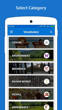 Learn English Vocabulary APK screenshot 1