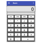 Feet and inch construction calculator icon