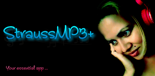 Free music download - StraussMP3+ pc screenshot