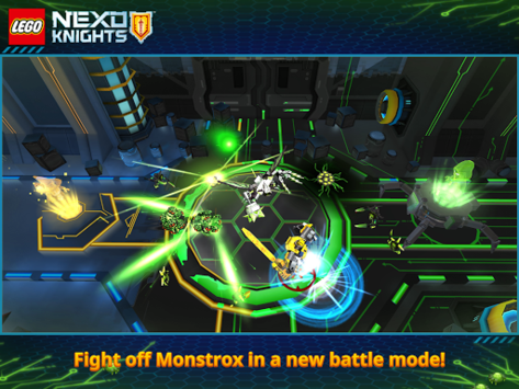 LEGO® NEXO KNIGHTS™: MERLOK 2.0 APK screenshot 1