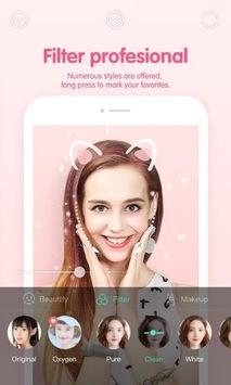 FaceU - Inspire your Beauty APK screenshot 1