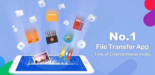 SHAREit - Transfer & Share pc screenshot