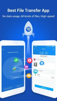 SHAREit - Transfer & Share APK screenshot 1