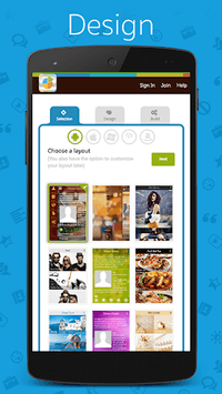 App Builder by Appy Pie-Create app(Free App Maker) APK screenshot 1