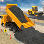 Excavator Simulator - Construction Road Builder icon