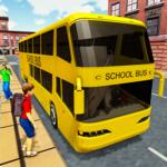 City School Bus Coach Simulator 2018 icon