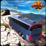 Offroad Bus Simulator 3D 2018 icon