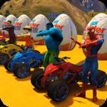 Grand Superhero Pro ATV Quad Racing icon