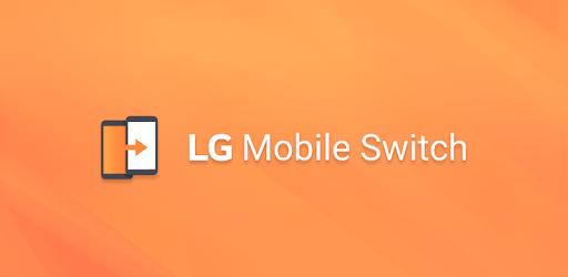 LG Mobile Switch (Sender) pc screenshot