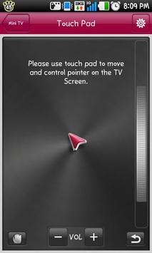 LG TV Remote APK screenshot 1