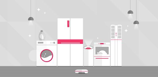 LG SmartThinQ pc screenshot