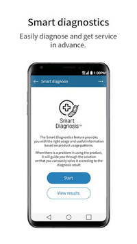 LG SmartThinQ APK screenshot 1