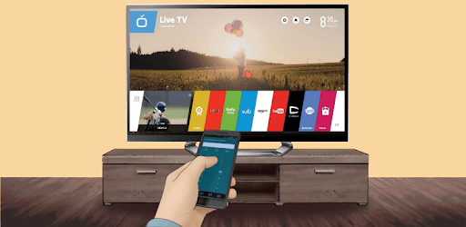 LG webOS Magic Remote pc screenshot