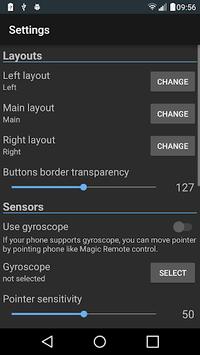 LG webOS Magic Remote APK screenshot 1