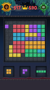 100! Block Puzzle: Brick Classic APK screenshot 1