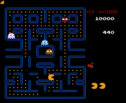 Pac-Man Classic pc screenshot 1