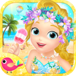Princess Libby's Beach Day FOR PC