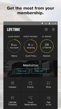 Life Time Member App APK screenshot 1