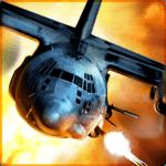 Zombie Gunship Free icon