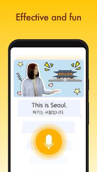 Learn Korean, Japanese, Chinese, Spanish, French + APK screenshot 1