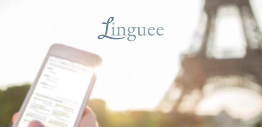 Dictionary Linguee pc screenshot
