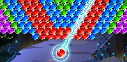 Bubble Shooter Genies pc screenshot