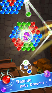 Bubble Shooter Genies APK screenshot 1