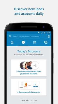 LinkedIn Sales Navigator APK screenshot 1