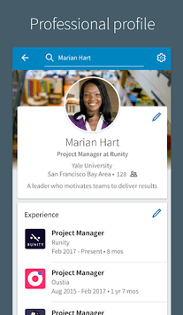 LinkedIn APK screenshot 1