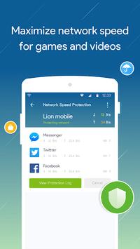 Network Master - Speed Test APK screenshot 1