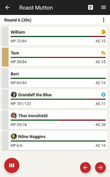 Game Master 5th Edition APK screenshot 1