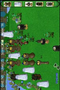 Lizanity Tower Defense FREE APK screenshot 1