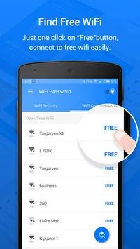 WiFi Password APK screenshot 1
