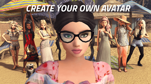 Avakin Life - 3D Virtual World APK screenshot 1