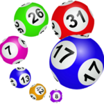 Lottery generator based on stats icon
