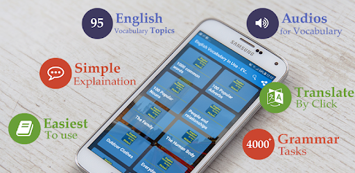 English Vocabulary In Use with Picture pc screenshot