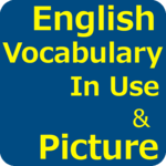 English Vocabulary In Use with Picture APK icon