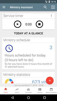 Ministry Assistant APK screenshot 1