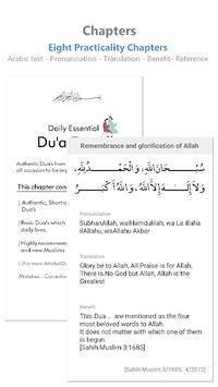 Dua & Azkar APK screenshot 1