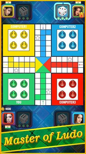 Ludo Master™ - New Ludo Board Game 2021 For Free APK screenshot 1